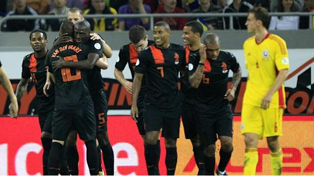 World Cup: Classy Dutch hit four past Romania