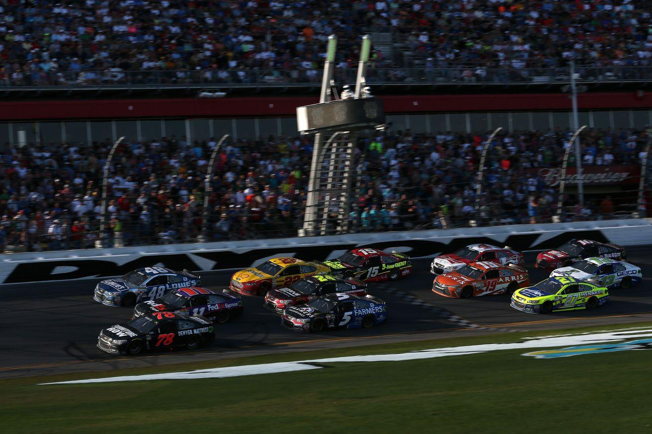 NASCAR's charter system is monumental, but no cure-all