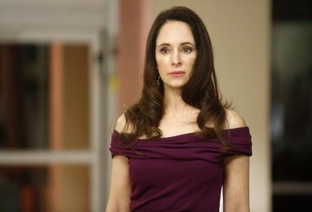 Madeleine Stowe as Victoria Grayson in ABC's 'Revenge' -- ABC