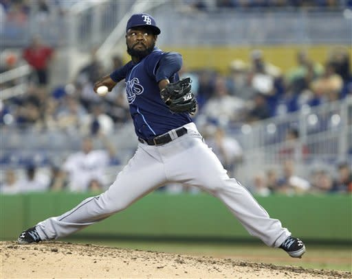 Shields helps Rays complete sweep of Marlins, 4-2
