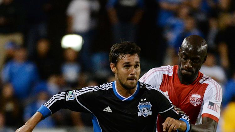 MLS: Portland Timbers at San Jose Earthquakes