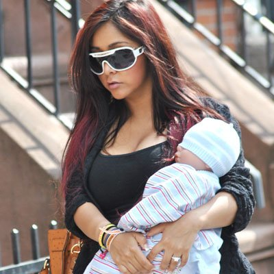 Snooki&amp;#39;s Baby