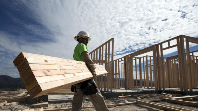 US homebuilder confidence at 6 1/2-year high