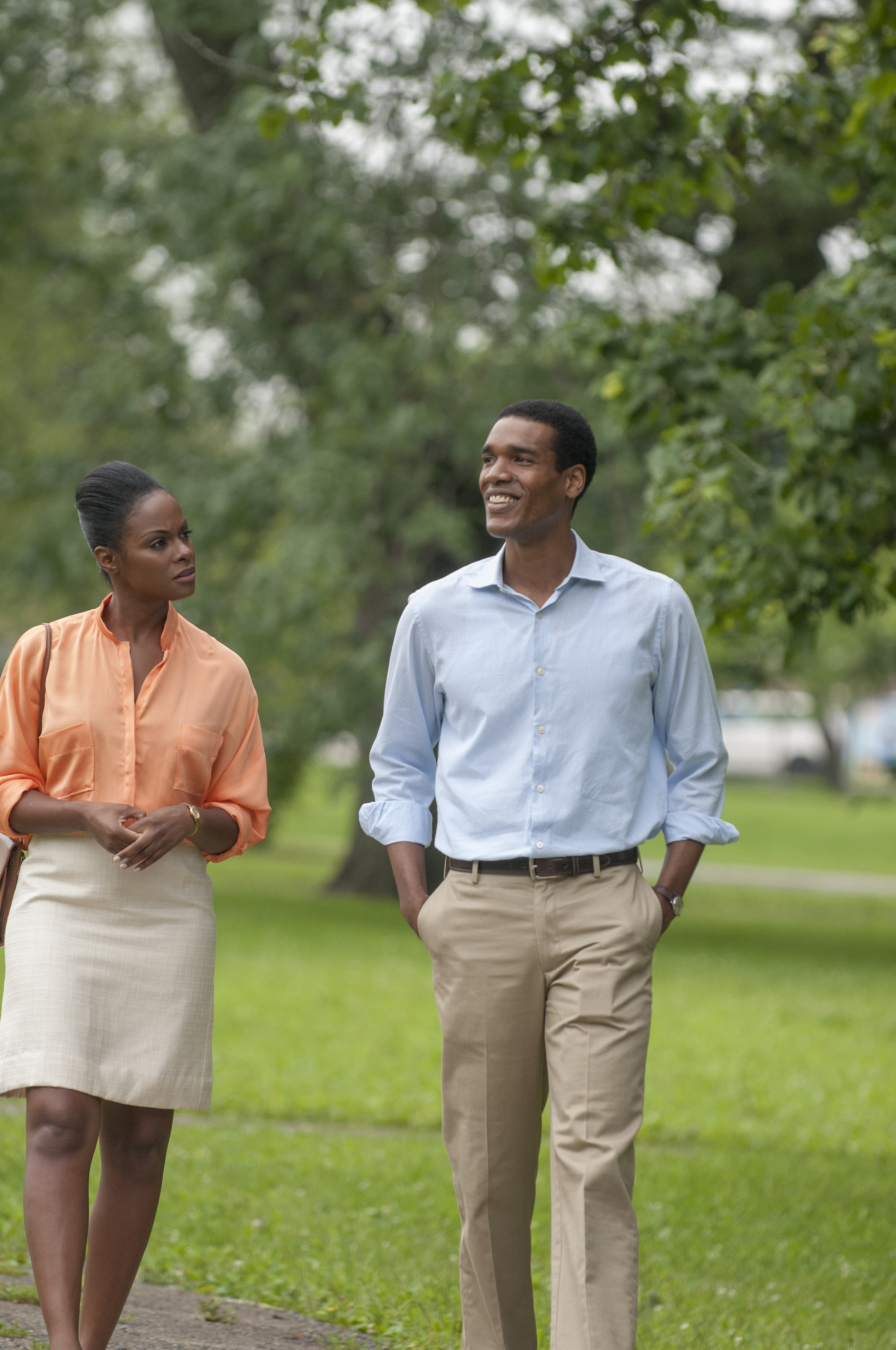 Barack Obama First-Date Movie 'Southside With You' Near Deal With Miramax, Roadside Attractions