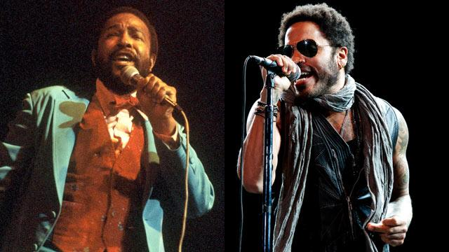 Kravitz to Play Marvin Gaye in Biopic