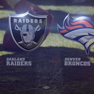 Week 17: Oakland Raiders vs. Denver Broncos highlights