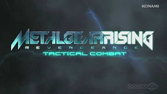 Metal Gear Rising: Revengeance …