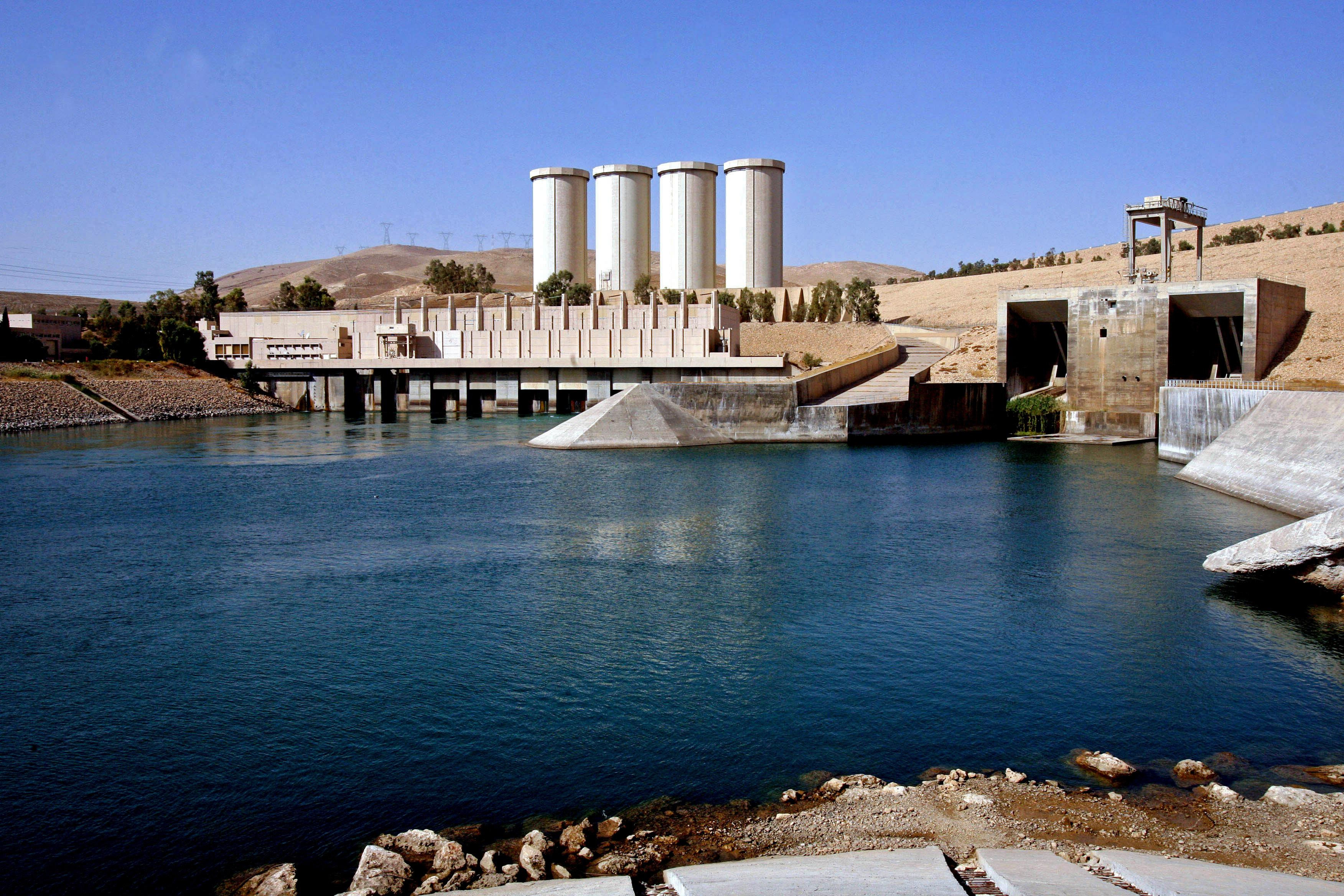 US Army study: Iraq's Mosul dam at 'higher risk' of failure