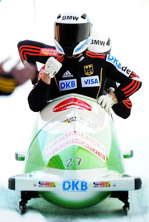 IBSF Bob & Skeleton World Championship 2013 - Day 3