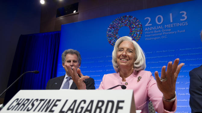 IMF warns US must not fail to raise debt ceiling