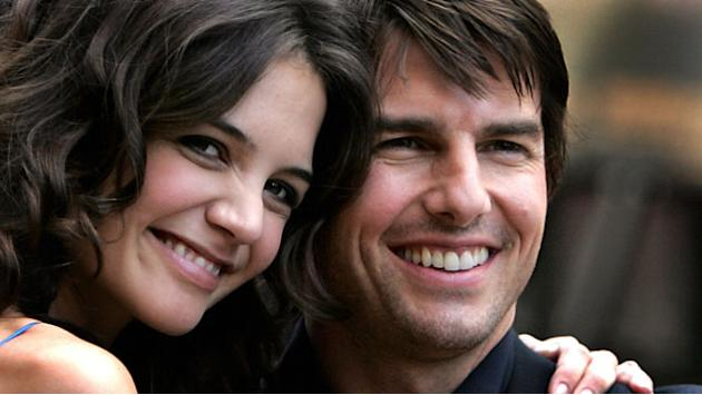 Tom Cruise and Katie Holmes Through the Years