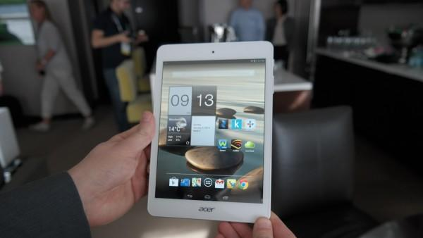 Acer May Launch First Chrome OS Tablet Late April