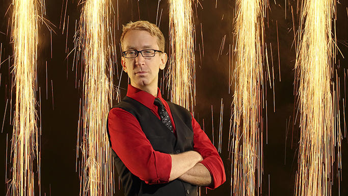 """Dancing with the Stars"" Season 16 ANDY DICK"