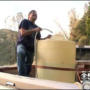 A Dozen NorCal Communities Running Out Of Water In 60 Days