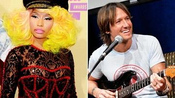 Nicki Minaj, Keith Urban Are New 'American Idol' Judges
