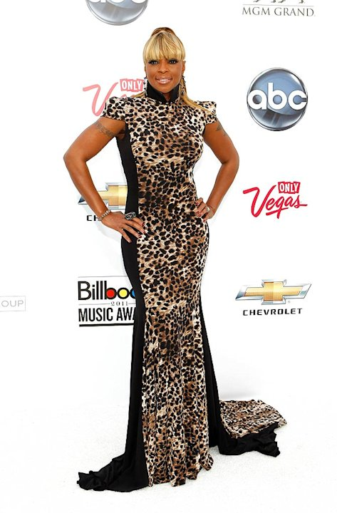 MaryJ Blige Billboard Msc Aw