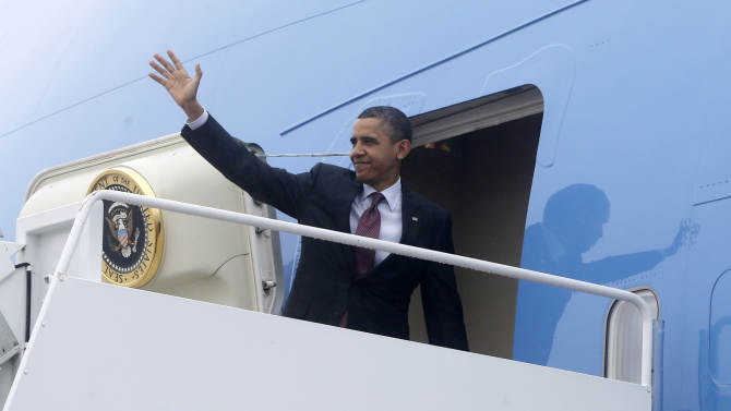 THE RESET:  Obama spending  'political capital'