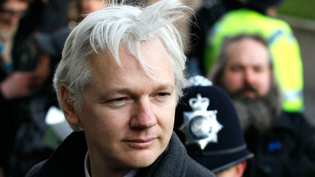 Ecuador Grants WikiLeaks Founder Julian Assange Political Asylum