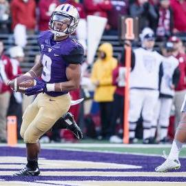 Washington Huskies top No. 20 Washington State, 45-10