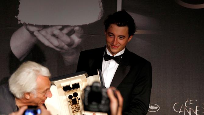 Winners Press Conference - 65th  Annual Cannes Film Festival