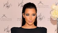 Kim Kardashian Delivers A New Look & Scent -- Getty Images
