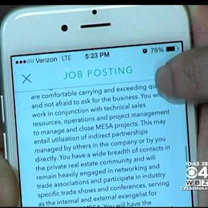 New Apps Can Help You Look For Jobs Under The Radar