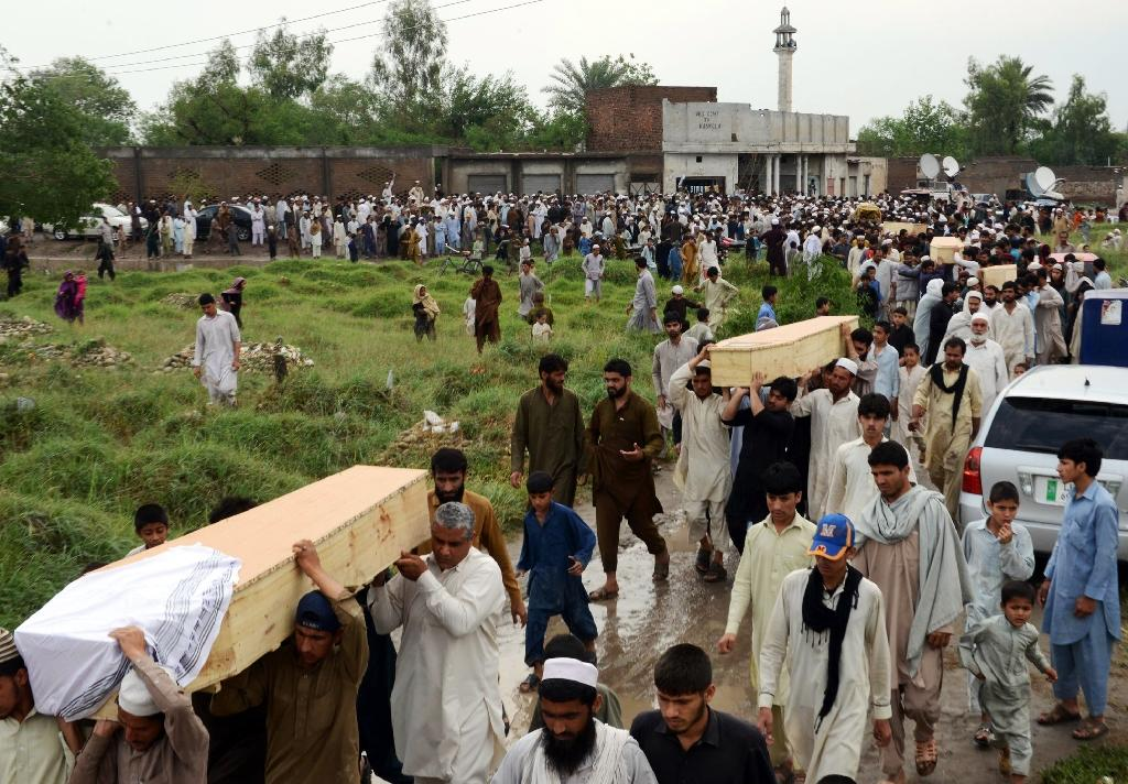 Pakistan 'mini-cyclone' death toll rises to 44: officials