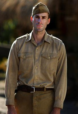 Joseph Fiennes in Miramax Films' The Great Raid