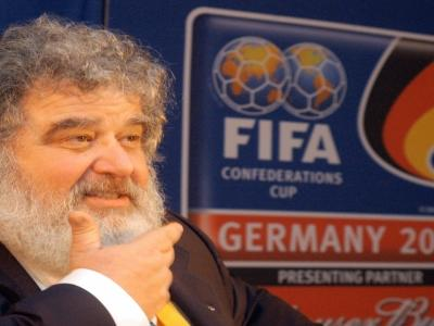 FIFA Committee Member Blazer Admitted Bribes