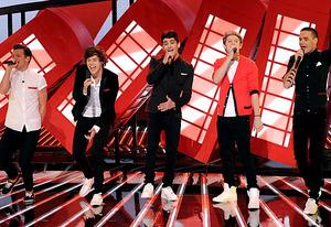 One Direction  | Photo Credits: Fox/Getty Images