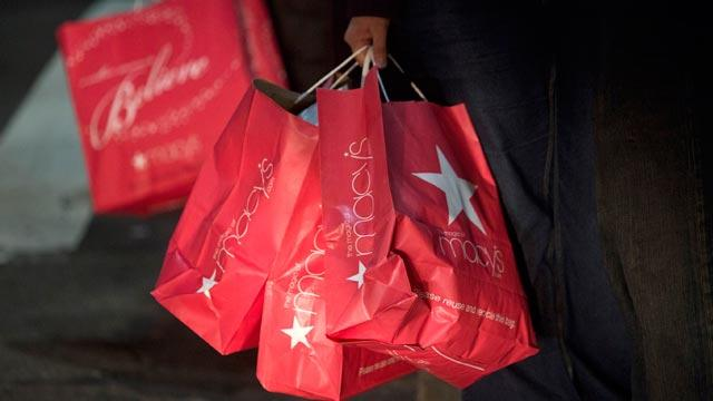 December Retail Sales Top Forecast