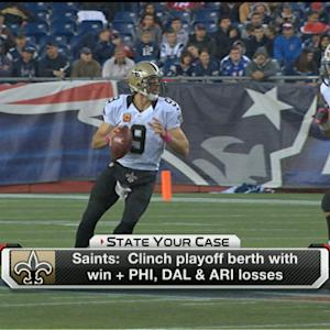 Which Week 14 matchup is more important?