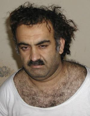 FILE -In this March 1, 2003 file photo, Khalid Sheikh …