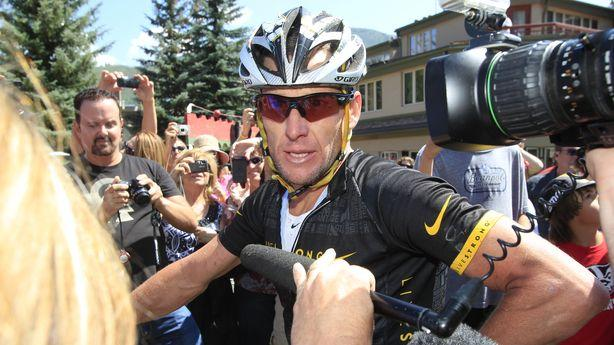 Get Ready for Lance Armstrong Movie Overload