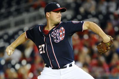 Jordan Zimmermann could pull the Tigers out of a rut