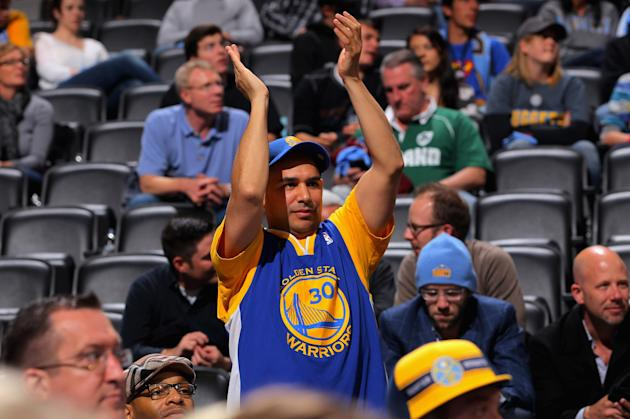 Golden State Warriors v Denver Nuggets - Game Two