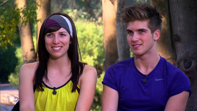 The Amazing Race - Meet Meghan and Joey
