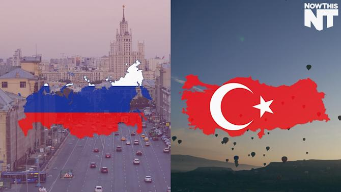 Russia Hits Back At Turkey By Limiting Trade And Tourism