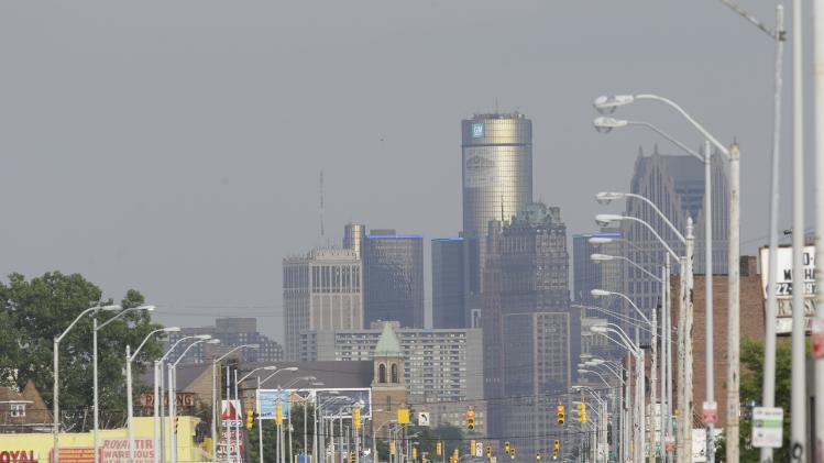 Once-mighty Motor City files for bankruptcy