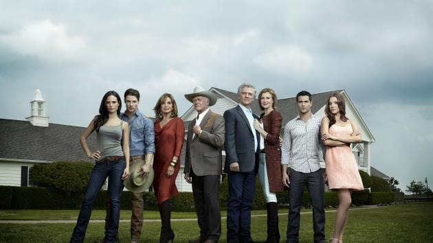 The cast of 'Dallas' -- Martin Schoeller/TNT