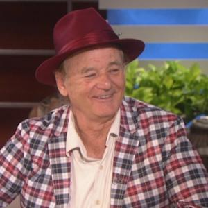 Bill Murray Wants to Host His Christmas Special in a NY Club!