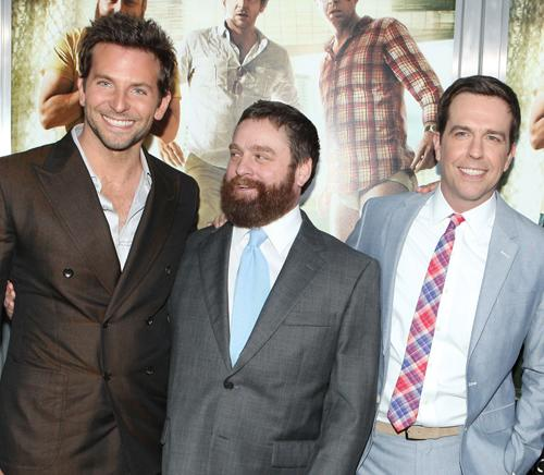 the hangover part II LA premiere thumb