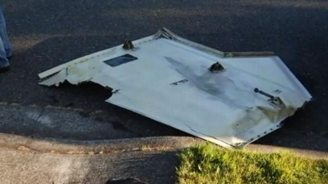 FAA Investigates Plane Door That Fell Out of the Sky