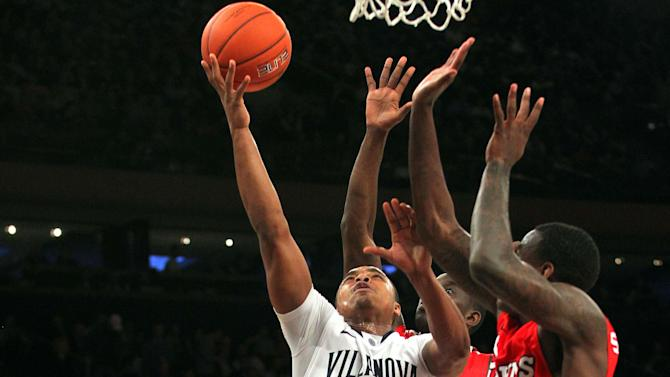 NCAA Basketball: Big East Tournament-Villanova vs St. John's
