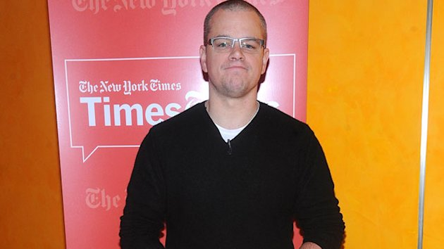 Matt Damon Kicks Up Controversy in &#39;Promised Land&#39;