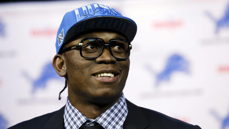 NFL: Detroit Lions-Press Conference