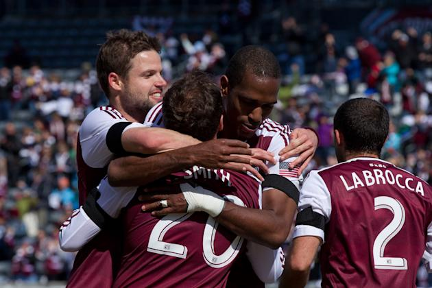 Philadelphia Union v Colorado Rapids