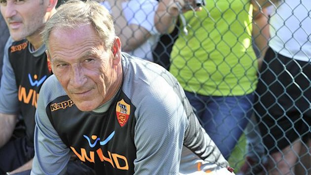 2012-13, AS Roma, Zdenek Zeman (AP/LaPresse)