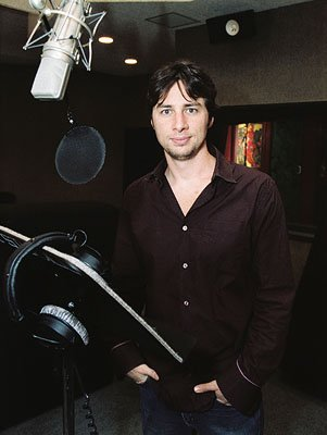 Zach Braff voices Chicken Little in Walt Disney Pictures' Chicken Little
