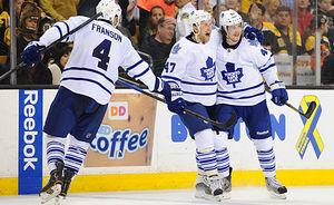 NHL Playoff Game Day 11: Maple Leafs-Bruins; Rangers-Capitals; Ducks-Red Wings; Blues-Kings